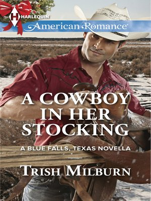 cover image of A Cowboy In Her Stocking